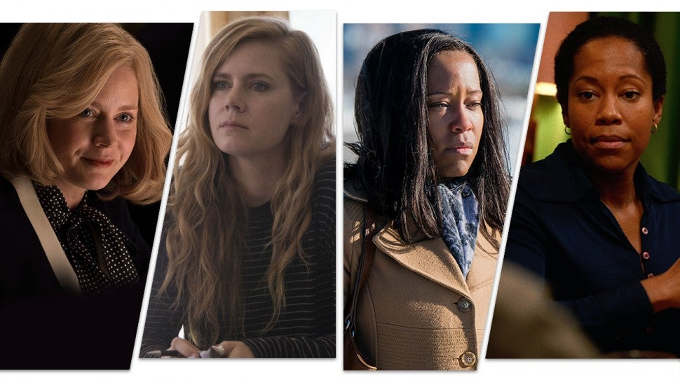 Amy Adams and Regina King Both Score Film and TV Nominations at