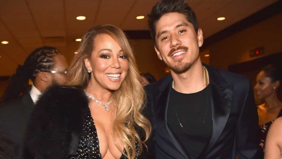 Who does mariah carey dating now