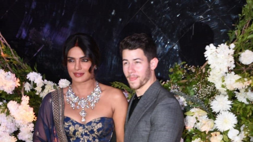This Is My Husband: PC Introduces Nick Jonas to Friends & Family