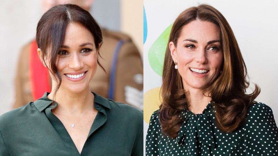 Meghan Markle and Kate Middleton 1280