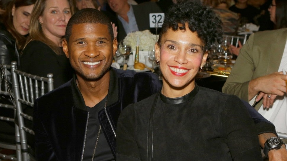 Usher Files For Divorce From Wife Grace Miguel After 3-Year Marriage