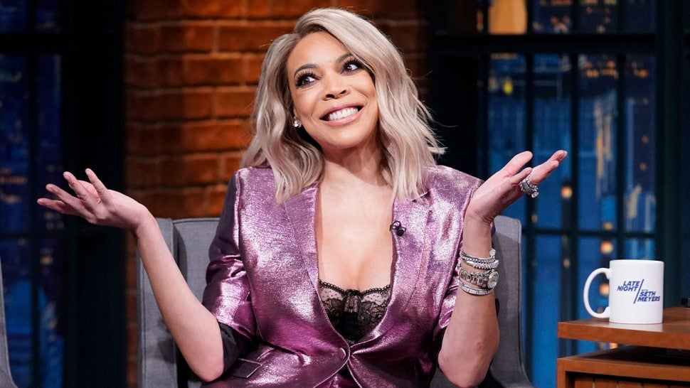 Image result for wendy williams show