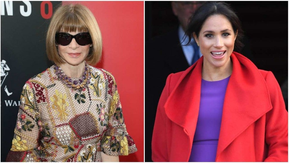 What Anna Wintour Really Thinks About Meghan Markle