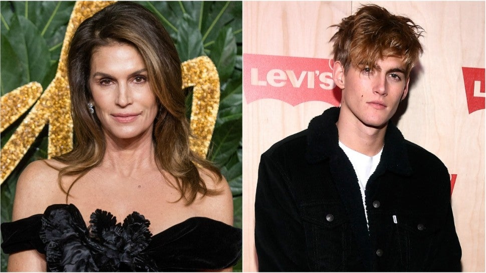 Cindy Crawford's 19-year-old son Presley Gerber arrested for DUI