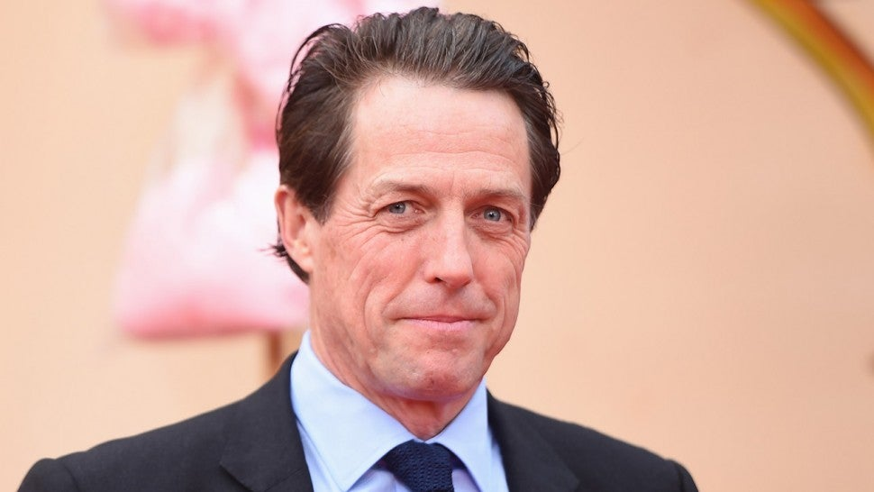 Hugh Grant Says He's 'Too Old and Ugly and Fat' to Star in Romantic Comedies
