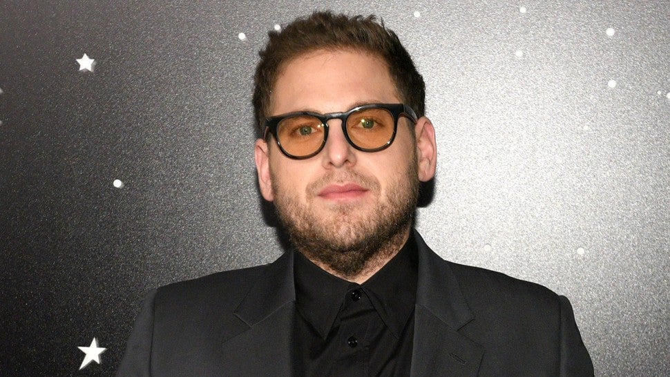 Jonah Hill Engaged To Girlfriend Gianna Santos