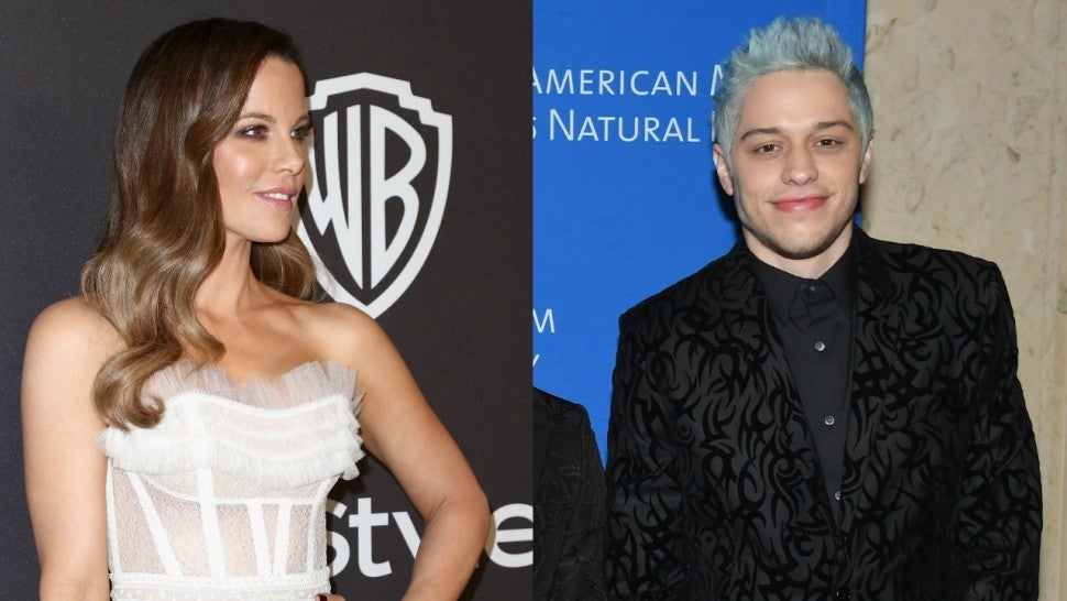 Kate Beckinsale gives sassy response to Pete Davidson rumors
