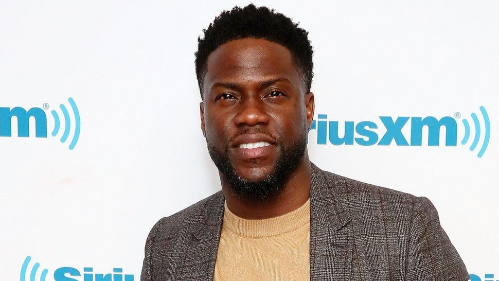 After my accident, I see things differently -US actor, Kevin Hart