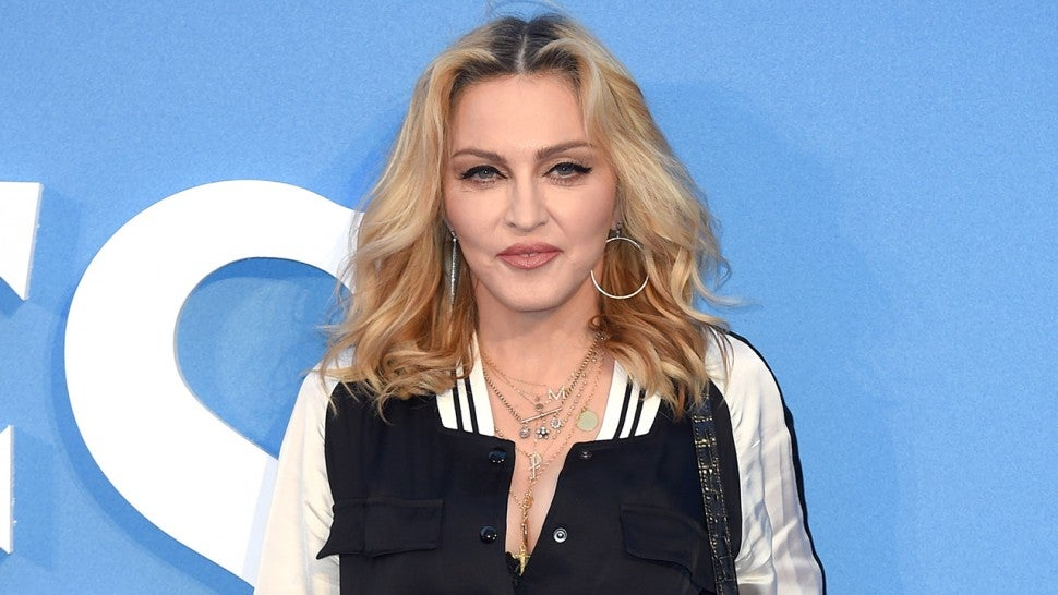 Madonna Is Nearly Unrecognizable With Short Brunette Hairstyle -- See the Pic!