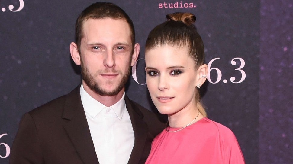 Kate Mara Is Pregnant With Her First Child With Husband Jamie Bell