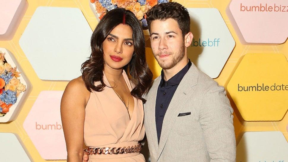 Priyanka Chopra And Nick Jonas Gather With Family For Another