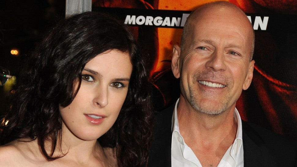 Bruce Willis, Rumer Willis