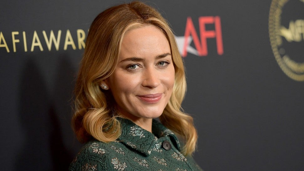 Emily Blunt at 2019 afi awards