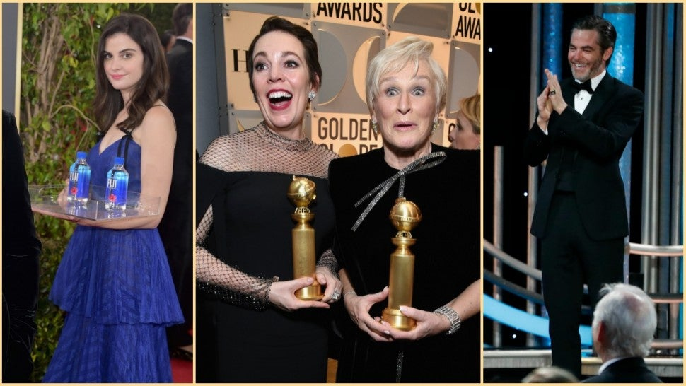 2019 Golden Globes The Best Memes And Viral Moments