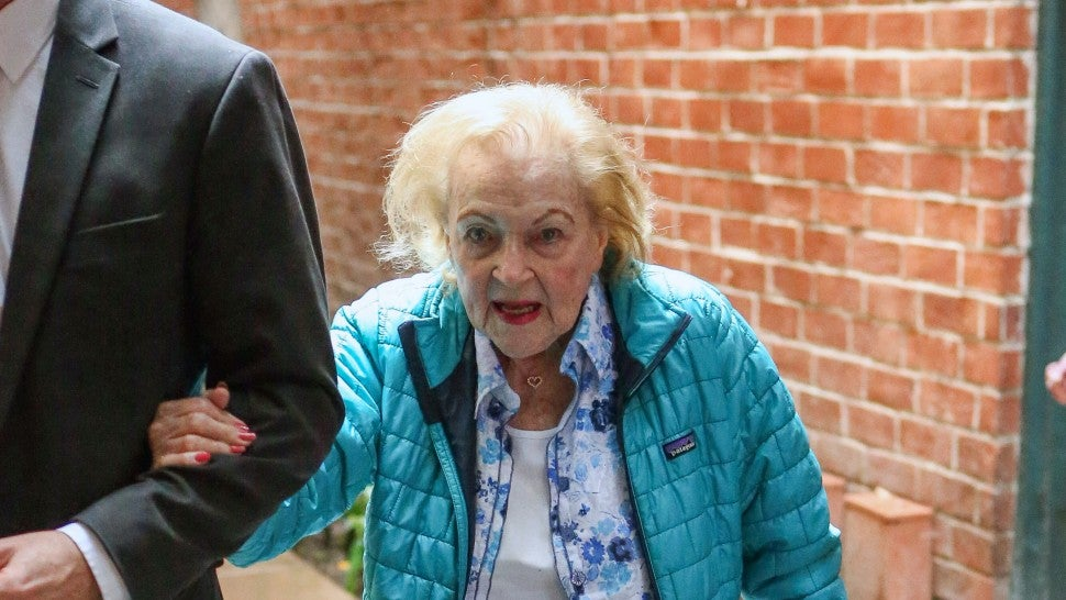 How Betty White Is Celebrating her 97th Birthday