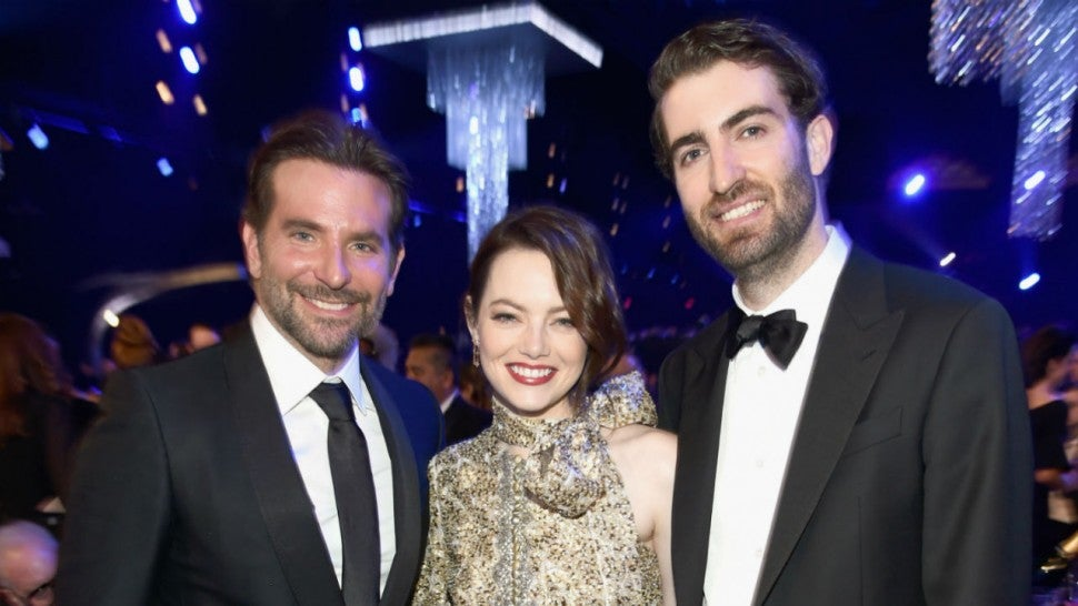 Bradley Cooper, Emma Stone, Dave McCary