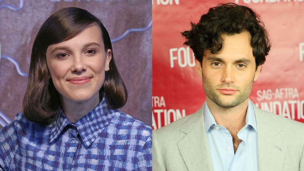 Millie Bobby Brown Faces Backlash for Saying Penn Badgley's Stalker Character in 'You' Is 'Not Creepy'
