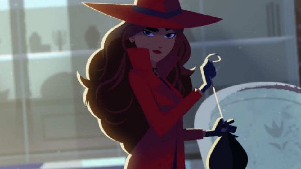 Carmen Sandiego steals from thieves in first Netflix trailer