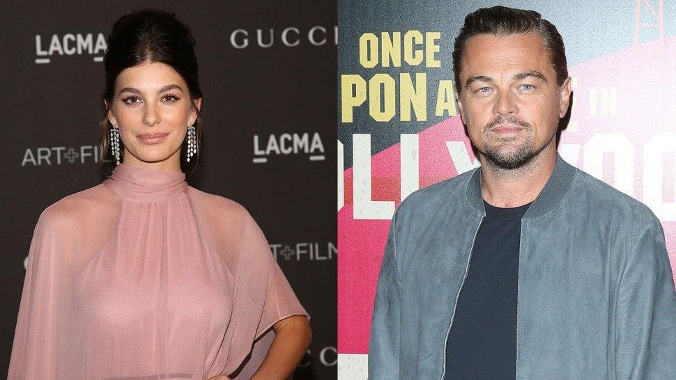 Leonardo DiCaprio's Girlfriend Camila Morrone Visits Spot Where He