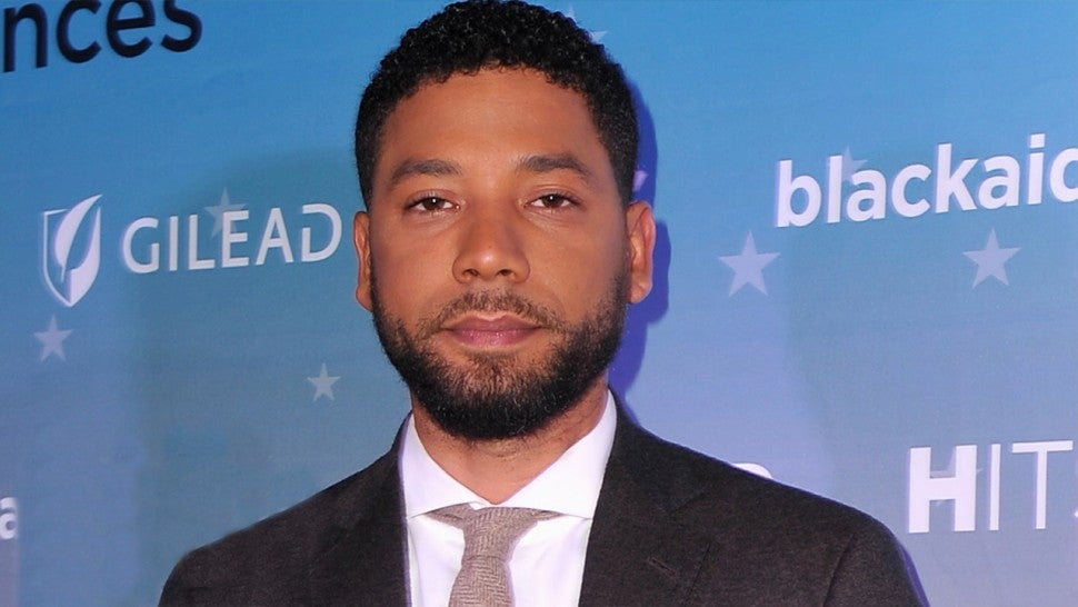 Jussie Smollett's Family Thanks Supporters After Attack