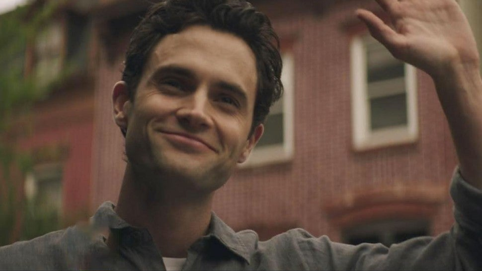 Penn Badgley on YOU