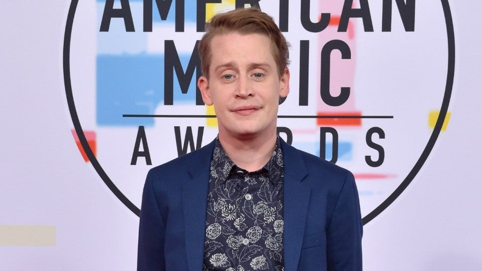 Macaulay Culkin Reacts to 'Home Alone' Reboot Coming to ...