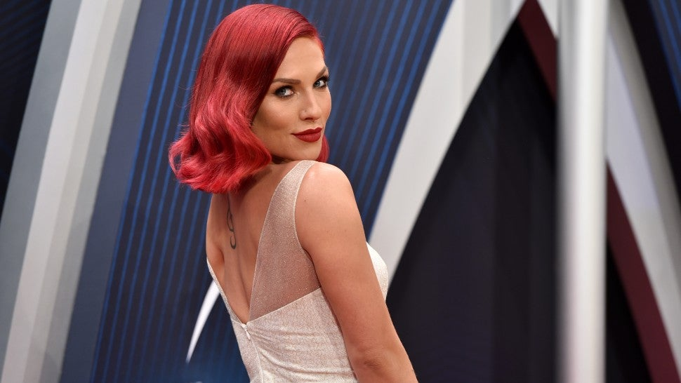 Sharna Burgess Says She's Had to Shut Down 'DWTS' Partners Who've Hit on Her