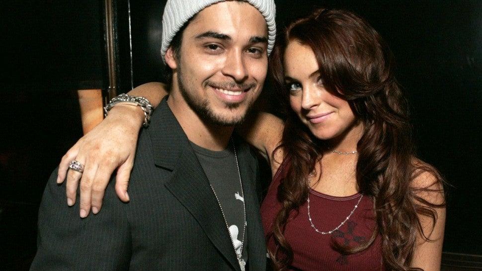Lindsay Lohan dating 2013 nykyinen suuntaus online dating