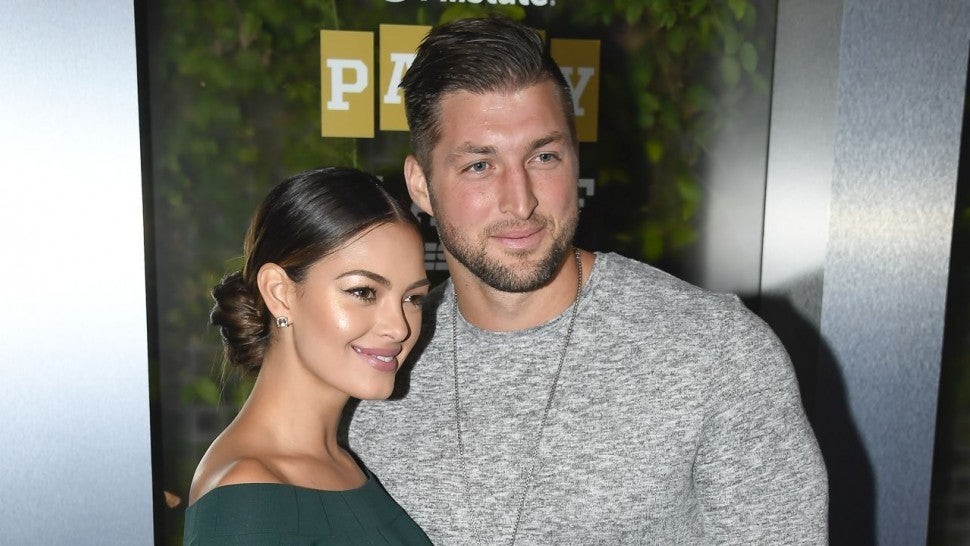 Tim Tebow gets engaged to girlfriend Demi-Leigh Nel-Peters