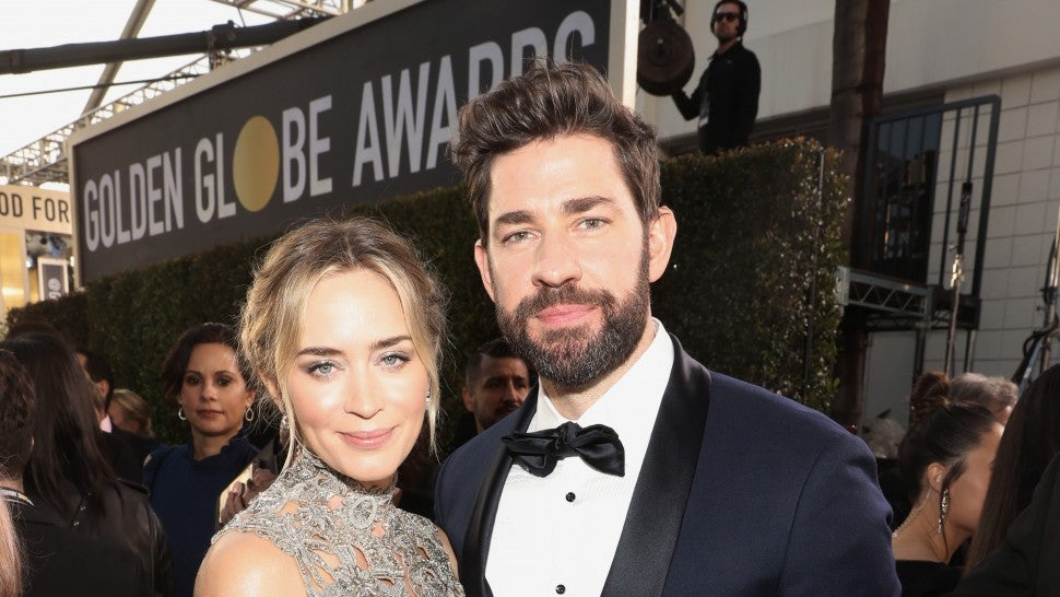 Emily Blunt and John Krasinski Are the Sweetest Couple at ...