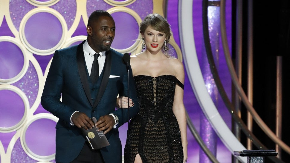 Taylor Swift Makes Stunning Surprise Appearance at 2019 Golden Globes