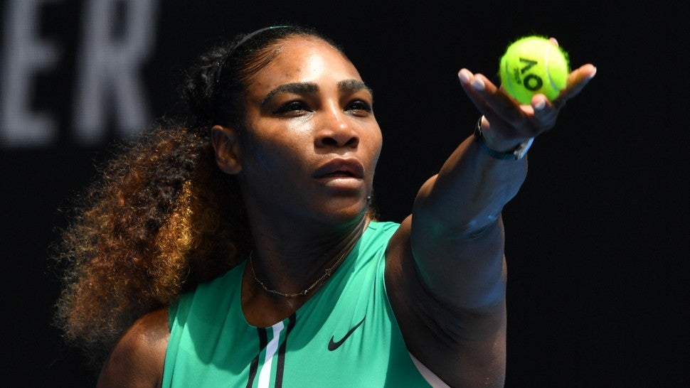 Serena Williams Says She's 'Still Concerned' About Getting Blood Clots While Competing