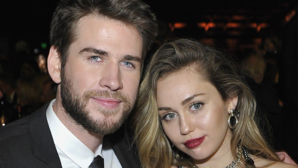 Miley Cyrus Shares More Pics from Liam Hemsworth Wedding -- Including When She Pretended to Smoke Her Bouquet
