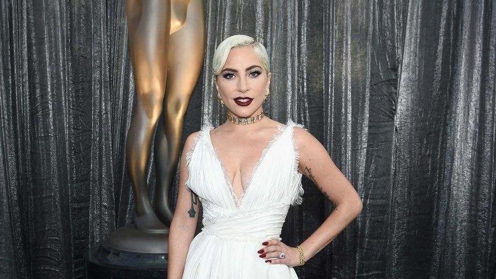 Lady Gaga Exudes Old Hollywood Glamour At 2019 Sag Awards