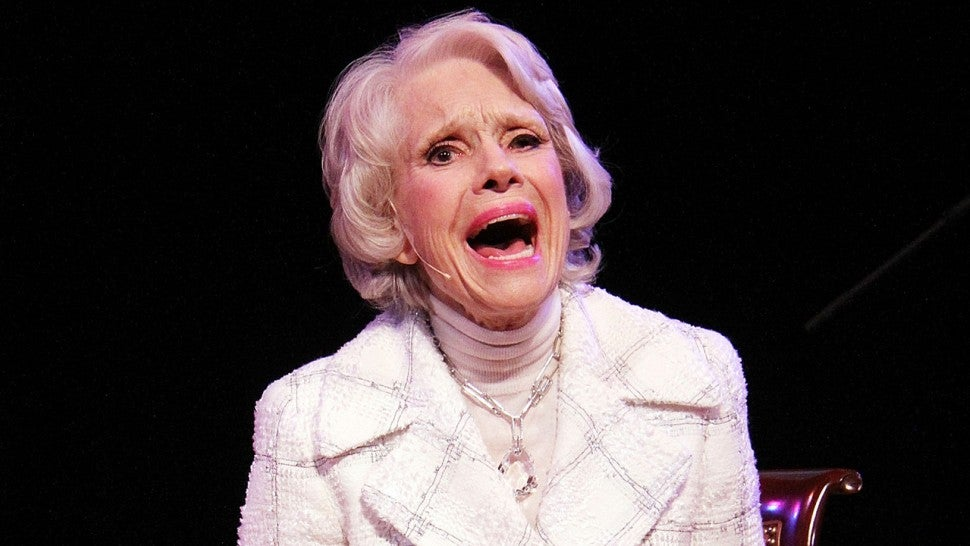 Effervescent 'Hello, Dolly!' icon Carol Channing mourned