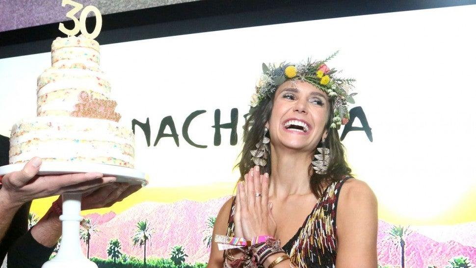 Inside Nina Dobrevs Star Studded NinaChella 30th Birthday Party
