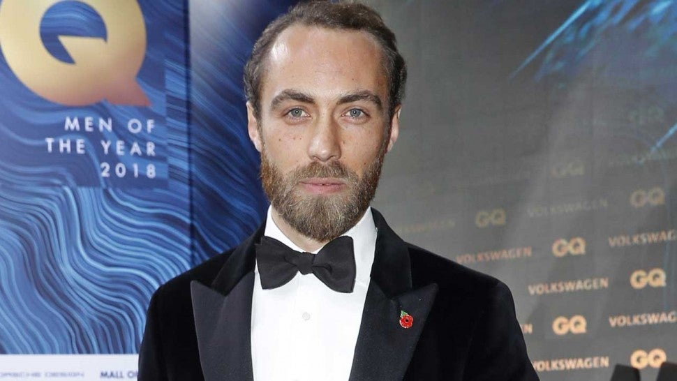 James Middleton is speaking openly about his battle with depression