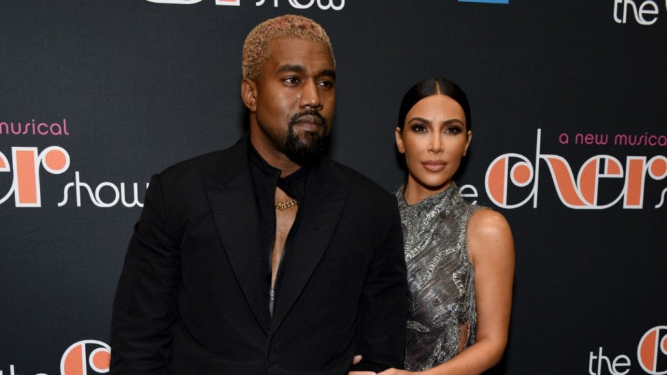 Kim and Kanye Cher Show