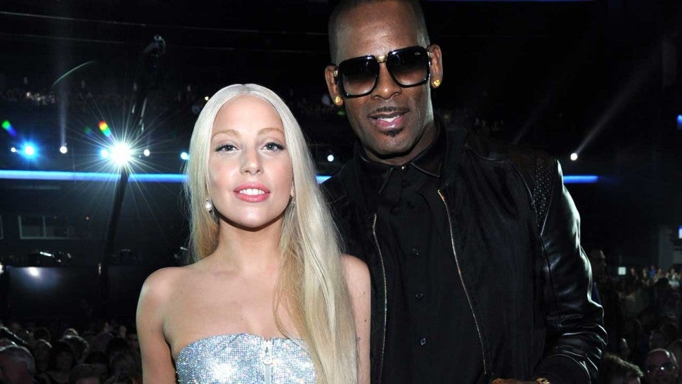 Lady Gaga vows to never sing with R Kelly again
