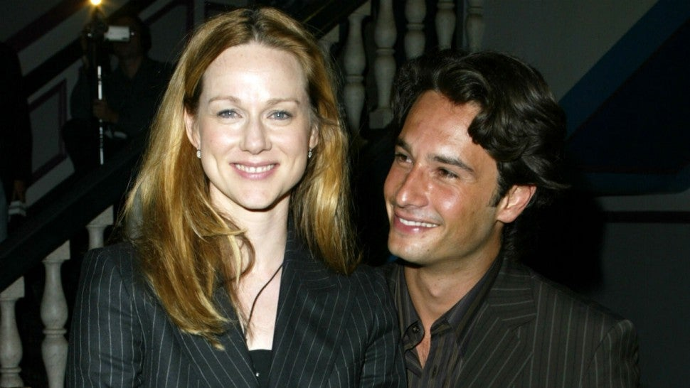 Laura Linney Had Just Been Dumped Before Filming Her Sexy 'Love Actually' Kiss Scene