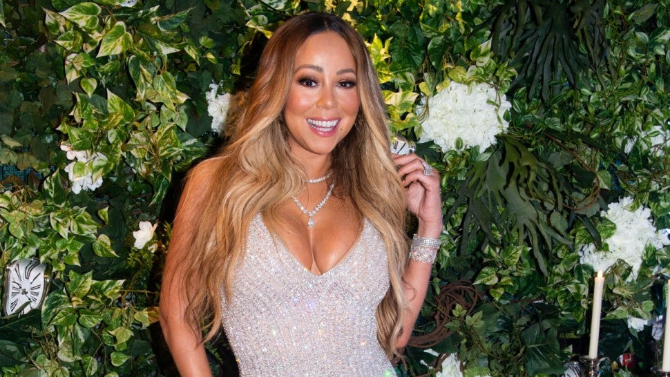 Mariah Carey Hilariously Trolls the #10YearChallenge: 'Time Is Not Something I Acknowledge'