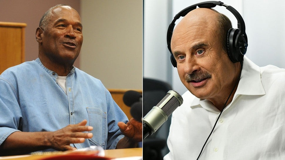 Dr Phil OJ Simpson