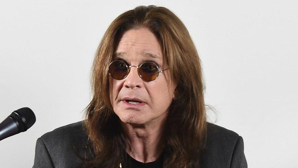 Ozzy Osbourne postpones United Kingdom  tour after falling ill