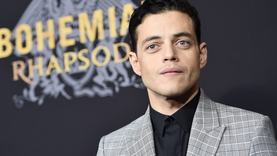 Rami Malek at ny premiere of bohemian rhapsody
