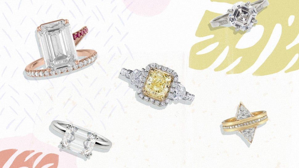 f9f07dd72 The Biggest Engagement Ring Trends of 2019, According to Jewelry ...