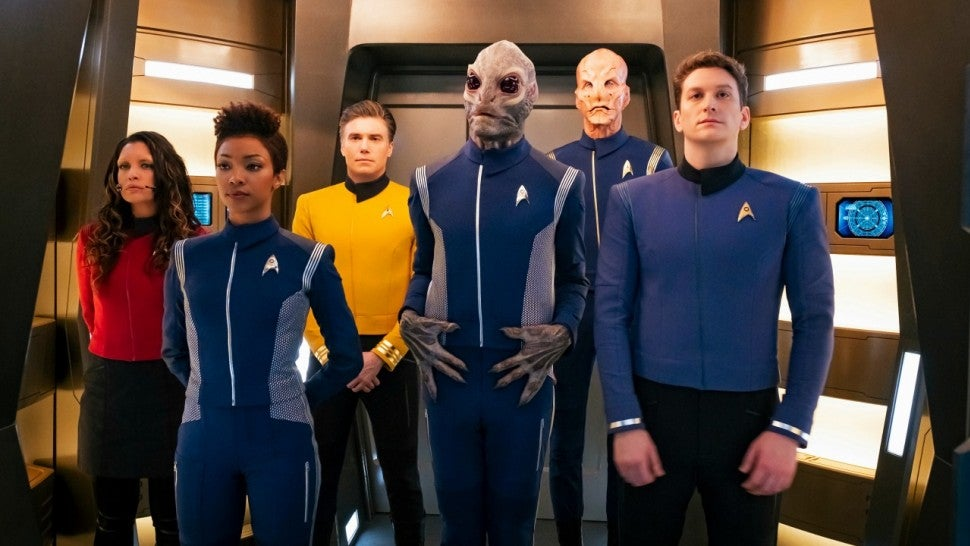 Everything You Need to Know Before 'Star Trek: Discovery' Season 2