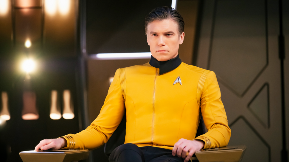 'Star Trek: Discovery': Anson Mount on Fulfilling a Childhood Dream as the Newest Captain (Exclusive)