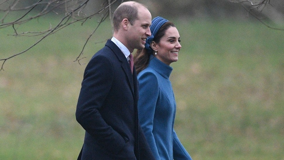 Kate Middleton's first official appearance of 2019