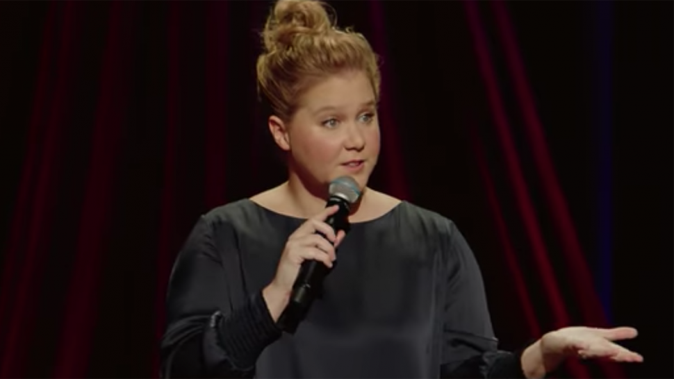 Amy Schumer Talks Engagement and Pregnancy Woes in Trailer for New Netflix Special
