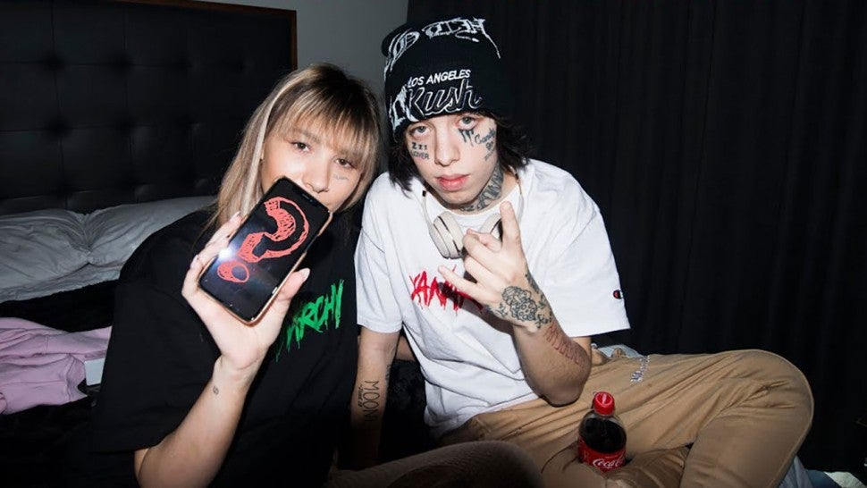 Lil Xan's Pregnant Fiancee Annie Smith Responds to Fake Ultrasound Accusations
